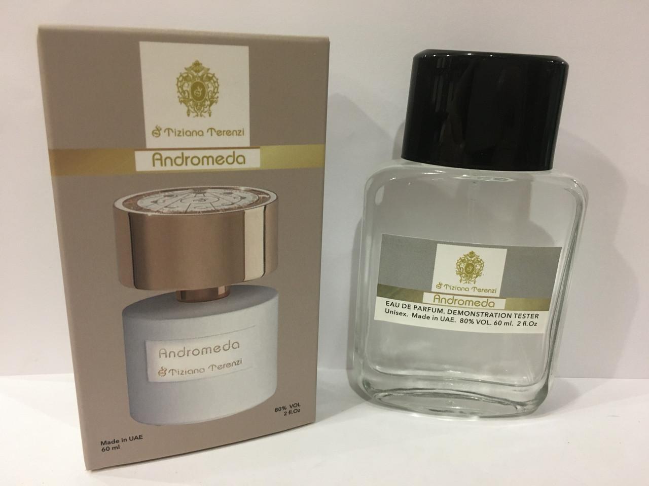 Жіночі парфуми міні тестер Tiziana Унд Luna Collection Andromeda DutyFree 60 мл (Андромеда)
