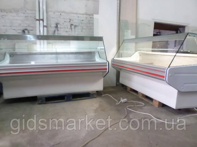 Холодильная витрина Cold W 20 S\K, холодильная камера, гастрономическая витрина холодильная