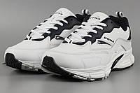 Кросівки чоловічі білі Bona 860A Бона Розміри 41 42 43 45 46, фото 1