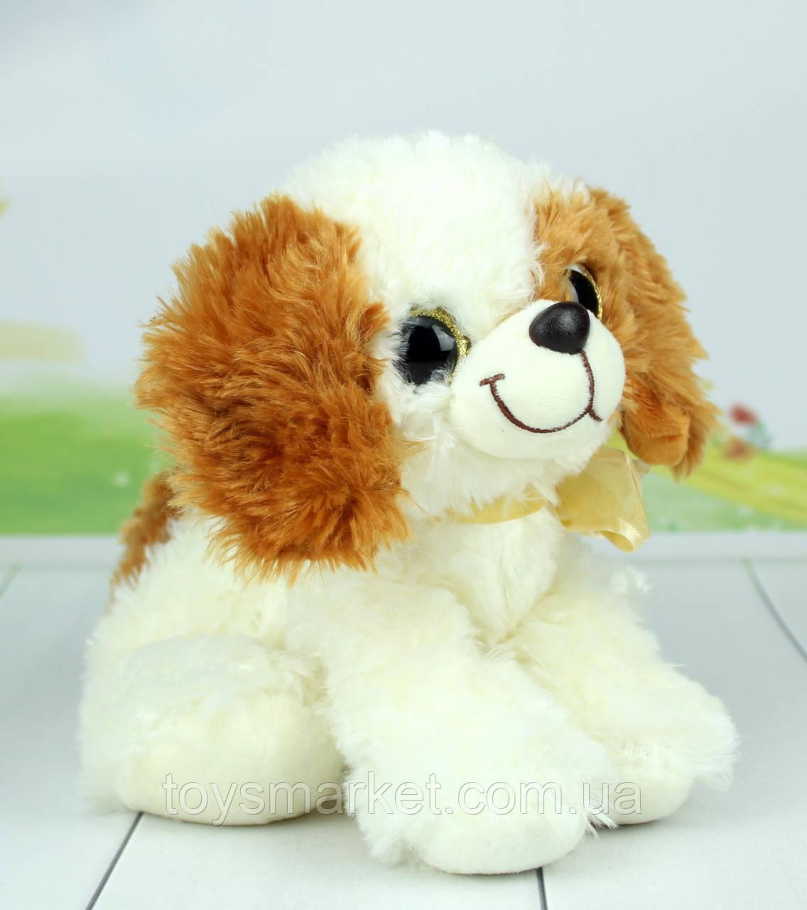 М'яка іграшка щеня, плюшева собака, 25 див.