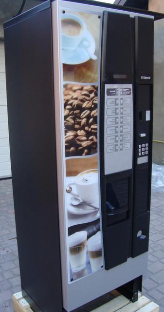 Новые кофеавтоматы