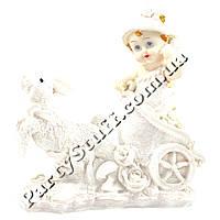 Фигурка Ангел в колеснице