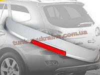 Задний спойлер на Hyundai Santa Fe 2010-13