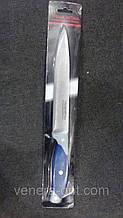 Ніж Трамонтина 31 см (синій)