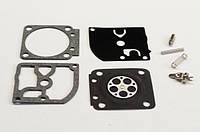 Ремкомплект карбюратора + иголка для бензопил тип Stihl 180
