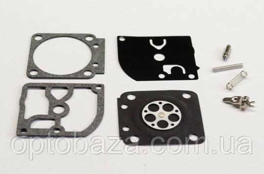 Ремкомплект карбюратора + иголка для бензопил MS 180 , фото 2