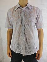 Рубашка подростковая Zoor серая ОПТ