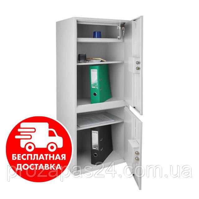 Офісний сейф 120КТ 460х1184х350