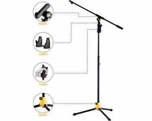 Микрофонные стойки и держатели
