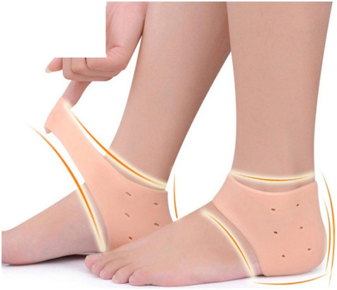 Силіконові устілки для ніг
