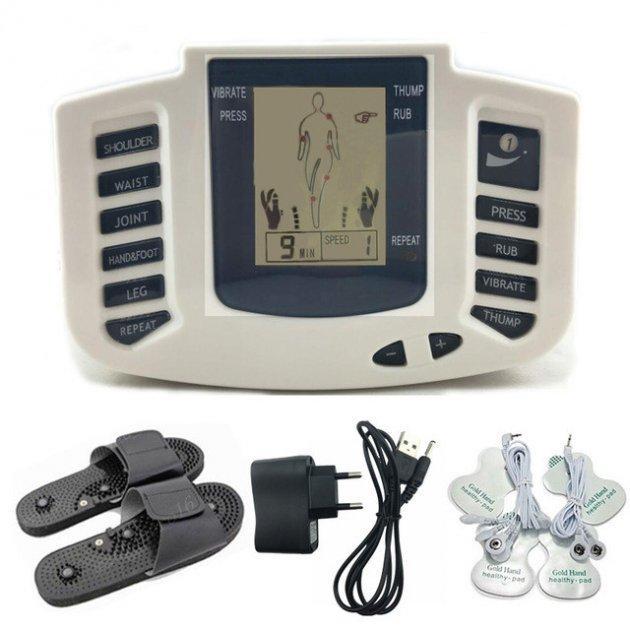 Електронний масажер міостимулятор JR-309