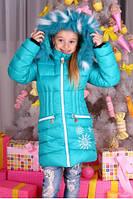 Куртки, комбинезоны на девочку зима