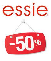 - 50% на профессиональную американскую косметику для рук и ног Essie