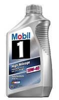 Масло в двигатель, полусинтетическое Mobil 10W40 Super High Mileage 1L (MOBIL 10W40)