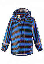 Куртка-дождевик для мальчика Reima 521523-6984. Размеры 98-116.