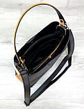 Женская молодежная сумка Aliri-20233 черная, фото 4