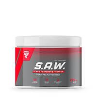 Предтренировочный комплекс Trec Nutrition S.A.W., 200 грамм Вишня-грейпфрут
