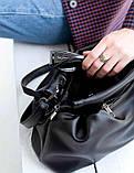 Женская молодежная сумка на плечо Aliri-20319 черная, фото 3