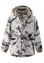 Куртка-дождевик для мальчика Reima Vesi 521523M-9981. Размеры 104-122.