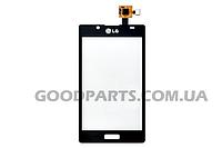 Сенсорный экран (тачскрин) для телефона LG P700/P705 Optimus L7 (Копия) EBD61325701