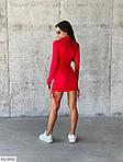 Короткое платье-гольф, фото 2