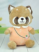 М'яка іграшка єнот, плюшевий єнот, 38 див., фото 1