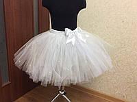 Юбка-пачка, юбка-американка, юбка-туту из фатина с жемчугом.