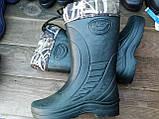 Чоботи зимові високі 42 - 43 р 27 см, фото 3