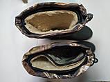 Чоботи зимові високі 42 - 43 р 27 см, фото 4
