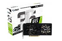 Видеокарта Palit GeForce RTX 3060 DUAL OC 12GB GDDR6 LHR