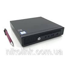 Компактный компьютер HP 260 G2 Mini Б/У (Core i3-6100U/8GB памяти/120GB SSD)
