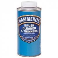Растворитель и очиститель Хаммерайт Hammerite BRUSH CLEANER AND THINNERS, 1л