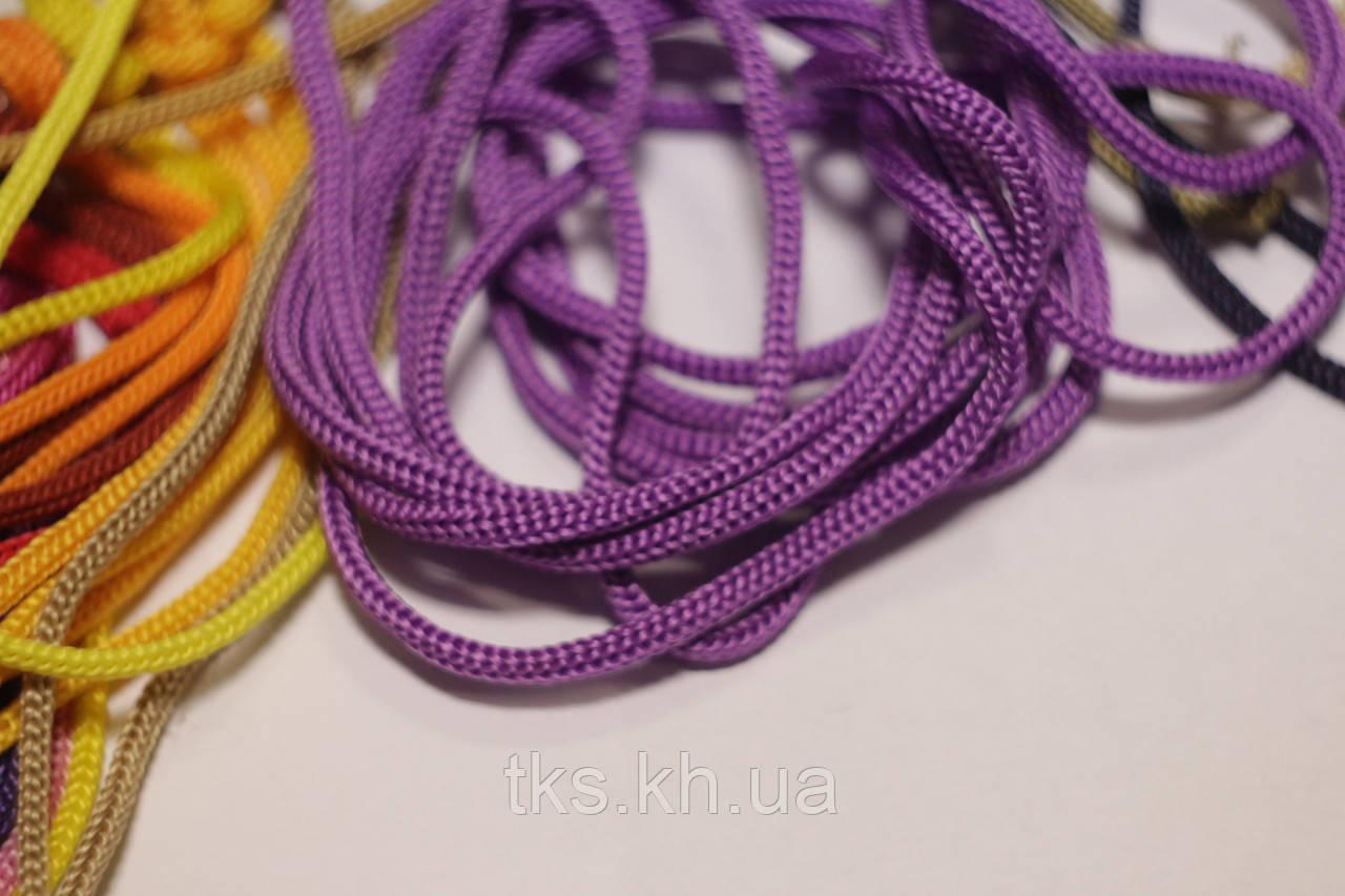 Шнур вязаный, 4мм (100м)