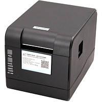 Принтер чеков XP-233B USB печать этикеток