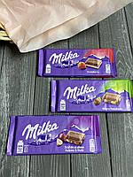 Шоколад Milka в асортименті
