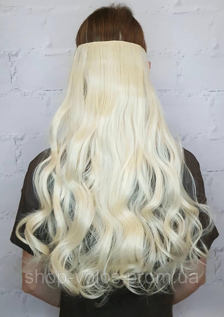 Трессами № 60-613k молочний блонд