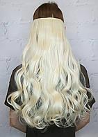 Трессами № 60-613k молочний блонд, фото 1