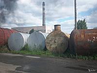 Стальной вертикальный цилиндрический резервуар