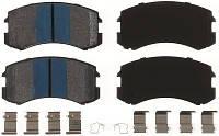 Тормозные колодки передние (BENDIX MKD473)