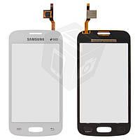 Touchscreen (сенсорный экран) для Samsung Star Plus S7260 / S7262, белый, оригинал