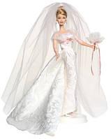 Коллекционная кукла Барби Sophisticated Wedding Barbie Doll, фото 3