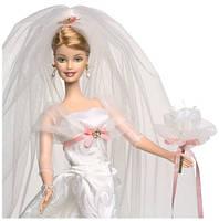 Коллекционная кукла Барби Sophisticated Wedding Barbie Doll, фото 4