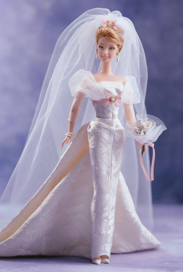 Коллекционная кукла Барби Sophisticated Wedding Barbie Doll