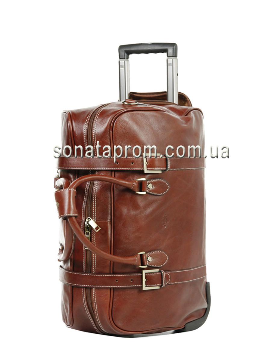 34bf74a7 Дорожная сумка кожаная на колесах Katana , цена 5 913 грн., купить в ...