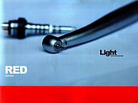 AppleDental RED-TUP турбинный стоматологический наконечник(кнопочная фиксация бора)