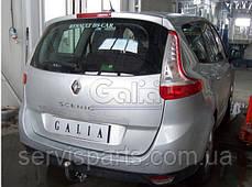 Фаркоп Renault Scenic/Grand Scenic 2009- (Рено Гранд Сценик 3), фото 2