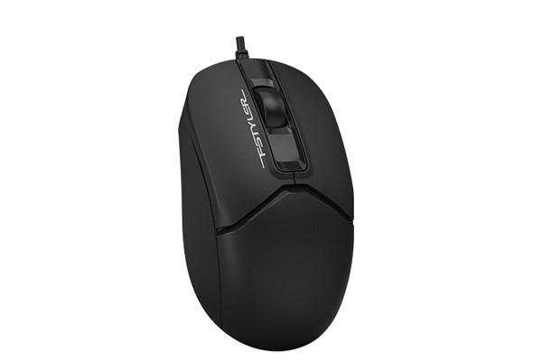 Мишка A4tech FM12S Black