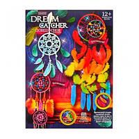 Набор для изготовления амулета Ловец Снов, цветной, Danko Toys
