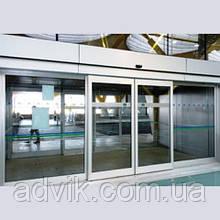 Автоматичні розсувні двері Geze Powerdrive PL (Німеччина)*