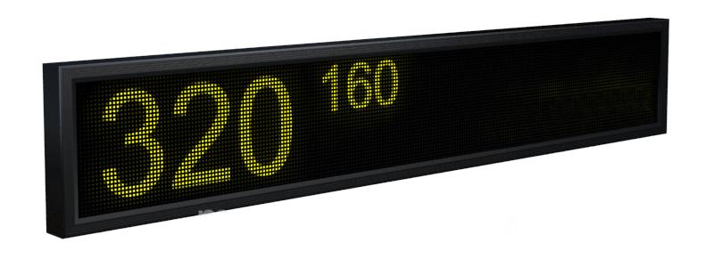 Вывеска 135см на 25см - ООО ФРОГ в Одессе